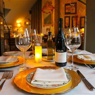 A photo of Il Fresco restaurant