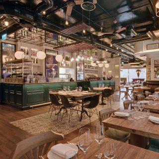 A photo of Iberica Victoria restaurant