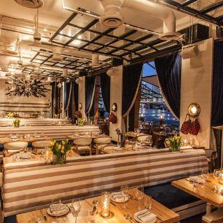 A photo of Seaspice Brasserie & Lounge restaurant