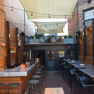 A photo of Krueger's Tavern restaurant