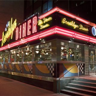 A photo of Brooklyn Diner restaurant