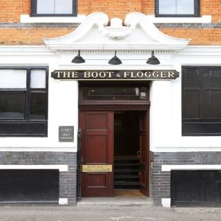 A photo of Boot and Flogger restaurant