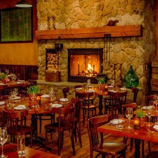 A photo of Capo Restaurant restaurant