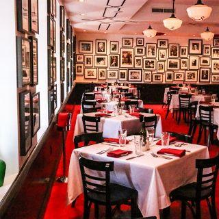 A photo of Saint Rocco's at Trinity Groves restaurant