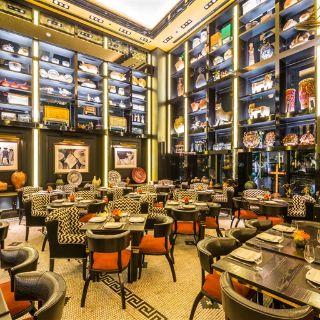 A photo of Cantina La Veinte restaurant
