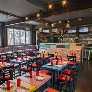 A photo of Taqueria Feliz - Manayunk restaurant