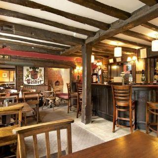 A photo of The Talbot Inn restaurant
