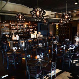 A photo of d'Vine Wine Bar & Bistro restaurant