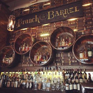 Branch & Barrelの写真