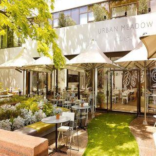 A photo of Urban Meadow Cafe & Bar restaurant