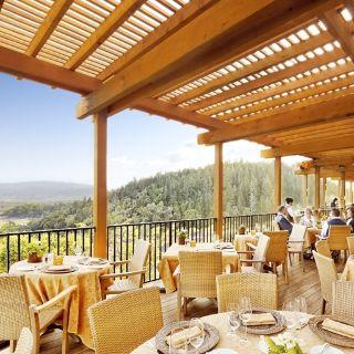 Foto von Auberge du Soleil Restaurant