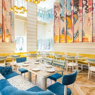A photo of Byblos Miami restaurant