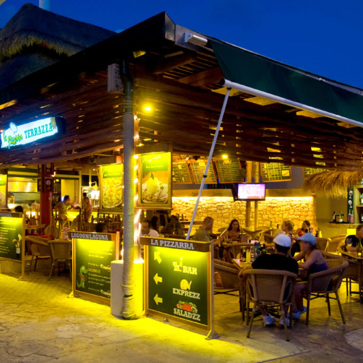 Pizzeria La Pizzarra Restaurant Cancún Roo Opentable