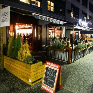 A photo of The Greek By Anatoli - Yaletown restaurant