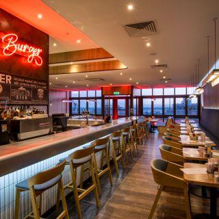 A photo of Stock Burger Co. restaurant