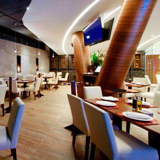 Una foto del restaurante Sal y Leña