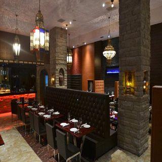 A photo of MAZAAR (south) restaurant