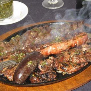 Una foto del restaurante Saldivia's South American Grill