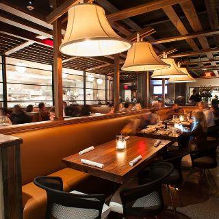 A photo of Nick's Manhattan Beach restaurant