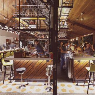 A photo of Glass & Vine restaurant