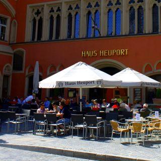 Foto von Haus Heuport Restaurant