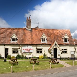 A photo of The Honingham Buck restaurant