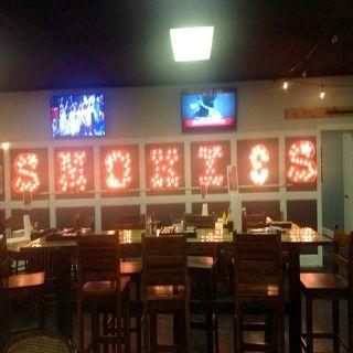 A photo of Smokies BBQ restaurant