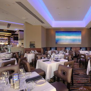A photo of Oceanaire Seafood Room - Hackensack restaurant