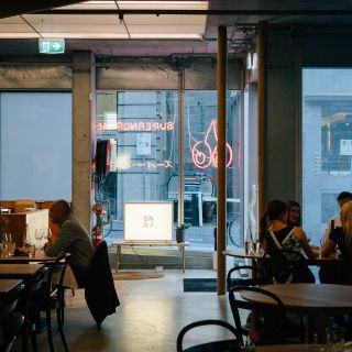 A photo of Supernormal - City restaurant
