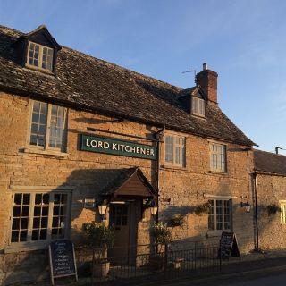 Een foto van restaurant The Lord Kitchener