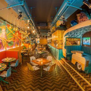 A photo of Barrio Brixton restaurant