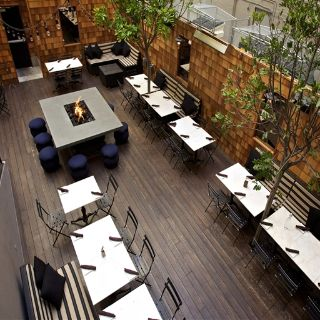 A photo of Wood & Vine restaurant