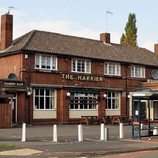 A photo of The Harrier restaurant