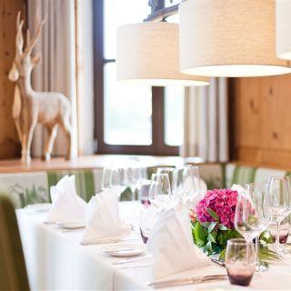 Una foto del restaurante Michaeligarten Restaurant & Biergarten