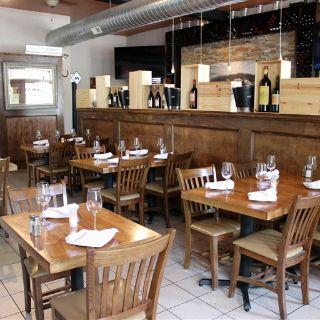 A photo of Rozafa Mediterranean Bistro restaurant