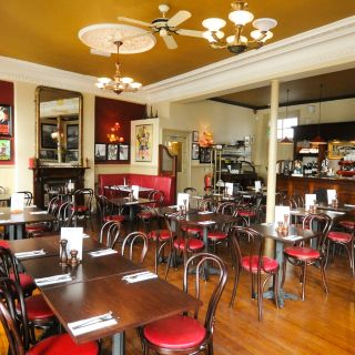A photo of Cafe Rouge Kew Bridge restaurant