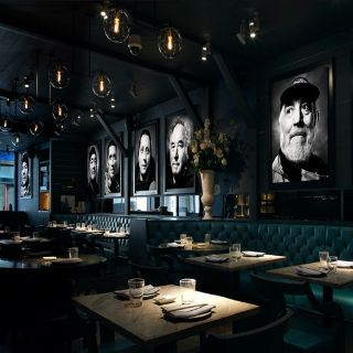 A photo of Black Roe restaurant