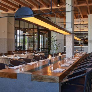 A photo of Basalt restaurant