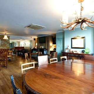 A photo of The Teddington Arms restaurant