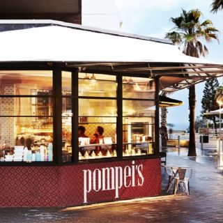 A photo of Pompei's restaurant