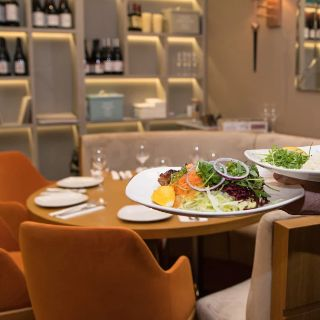 A photo of Ishtah Restaurant restaurant