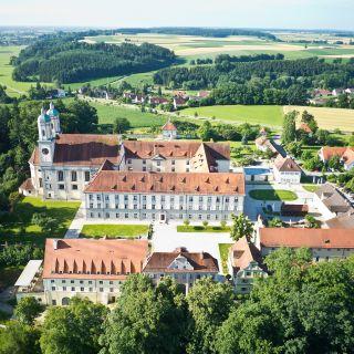 Una foto del restaurante Klostergasthof
