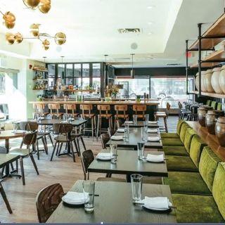 A photo of ANJU restaurant