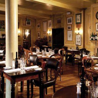 A photo of Hotel du Vin & Bistro - Bristol restaurant