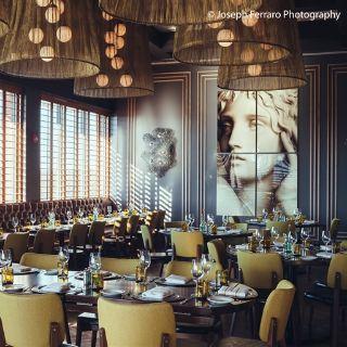 A photo of Osteria Posto restaurant