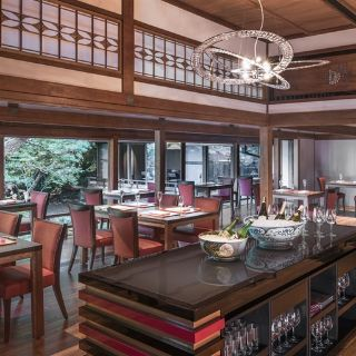 A photo of Kyo Suiran - Suiran, Luxuary Collection Hotel Kyoto restaurant
