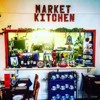 A photo of Market Kitchen Restaurant restaurant