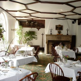 A photo of The Horned Dorset Inn restaurant