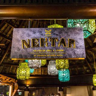 Una foto del restaurante Nektar at Vidanta Riviera Maya
