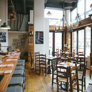 A photo of Mercato Stellina Pizzeria restaurant